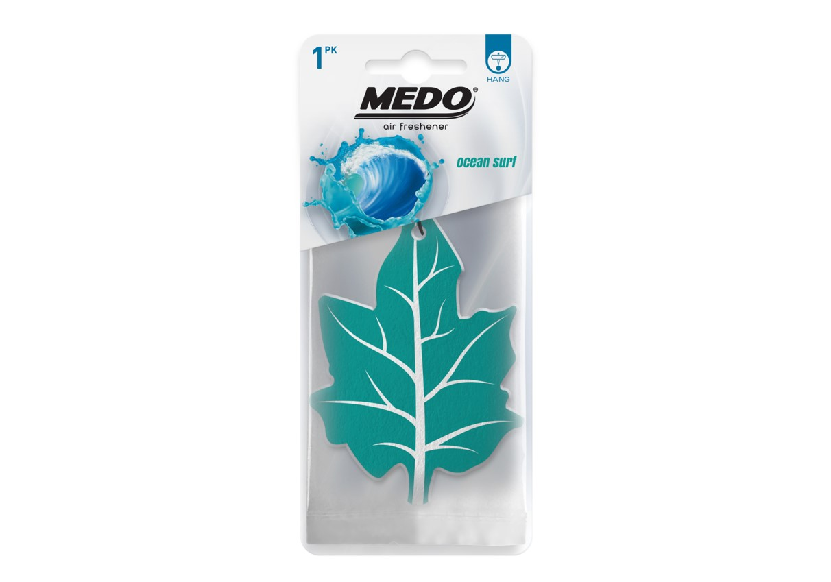 Leaf Carded Air Fresheners